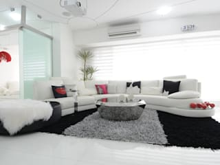Dream Modern living room by Mybeautifulife Modern