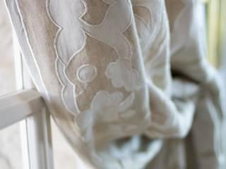 Ankatta linen curtain panel:   by Atelier Textiles