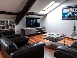 PRIVATE HOUSE, Milano:  in stile  di UNCUT
