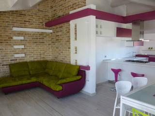 Modern Living Room by Laura Marini Architetto Modern