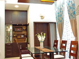 Comedores de estilo  por Cozy Nest Interiors