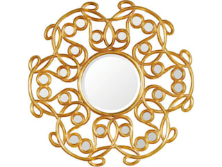 Mirror Sparkle: eclectic  by Adonis Pauli HOME JEWELS, Eclectic