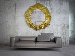 Mirror Glamour Queen: eclectic  by Adonis Pauli HOME JEWELS, Eclectic