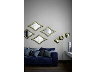 Mirror Stardust: eclectic  by Adonis Pauli HOME JEWELS, Eclectic