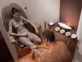 Healing Clay Spa: modern  von Sommerhuber GmbH,Modern
