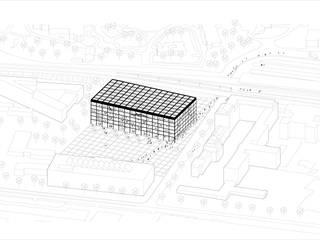 Wunderkammer Locaux commerciaux & Magasin par Septembre Architecture
