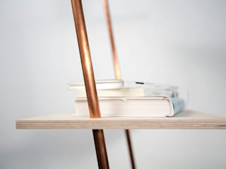 Nothing Shelf par Richard Clarkson Studio Minimaliste