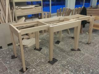 Esstisch massives Kirschholz von Mobama GmbH Klassisch