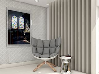 B&B Italia armchair 3d visual:   by Outsourcing Interior Design