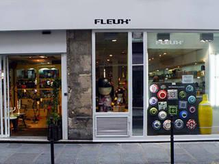 Boutiques à Paris Locaux commerciaux & Magasin classiques par Fleux Classique