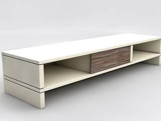 Designer Lowboard Lene nach Maß: moderne Schlafzimmer von Möbelmanufaktur Grube Carl GmbH