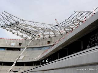 Stade Allianz Riviera Stades modernes par Wilmotte & Associés Moderne