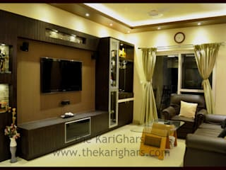 Living Room by The KariGhars Modern