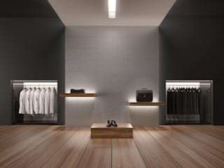Oficinas y tiendas de estilo  por ALEA
