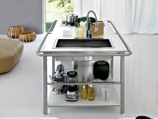 WORK Cocinas de estilo moderno de Versat Moderno