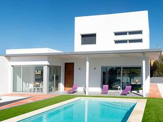 Casa Gil de Hadit Arquitectos Moderno