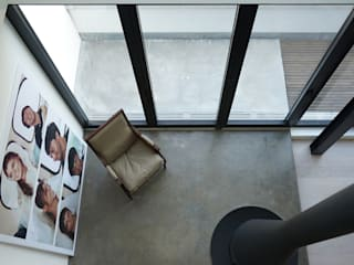 boehning_zalenga koopX architekten in Berlin 客廳