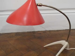 Louis Kalff Lamp Travers Antiques Living roomLighting