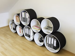 Kißkalt Designs Study/officeCupboards & shelving