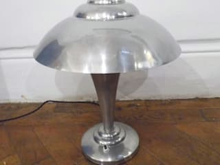 Art Deco Lamp Travers Antiques Living roomLighting