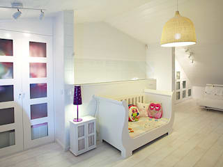 Arquitectos Madrid 2.0 Modern nursery/kids room