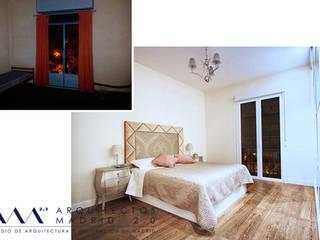 Casas de estilo  por Arquitectos Madrid 2.0