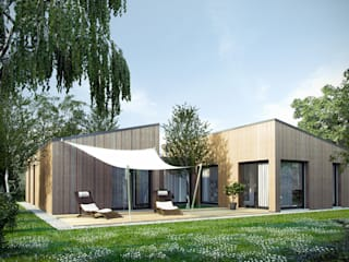 Modern houses by ecohome 4.2 Modern