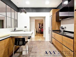Arquitectos Madrid 2.0 Kitchen