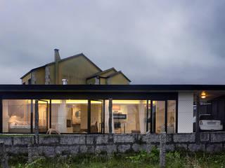 Nan Arquitectos Casas de estilo minimalista