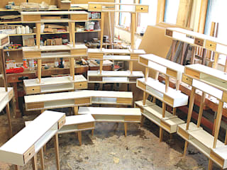 Bautagebuch: modern  von Andreas Janson,Modern
