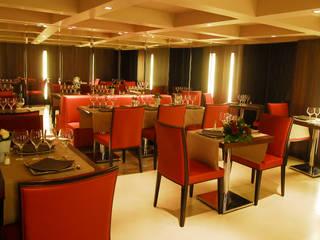 Restaurant La Tassée par Agence Philippe BATIFOULIER Design Classique