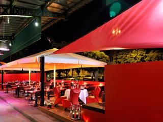 Restaurant Le Boudoir par Agence Philippe BATIFOULIER Design Éclectique