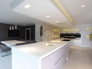 Sally & Edward's Kitchen:   by Diane Berry Kitchens