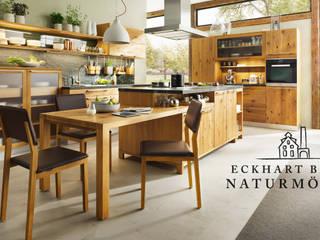 Küche Loft:  Küche von Eckhart Bald Naturmöbel