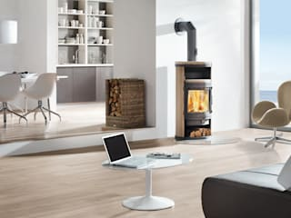 DAN SKAN GmbH Living roomFireplaces & accessories