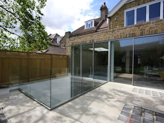 Herondale IQ Glass UK Modern living room