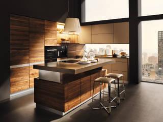 Cozinhas modernas por Eckhart Bald Naturmöbel Moderno