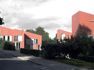 boehning_zalenga koopX architekten in Berlin 辦公大樓