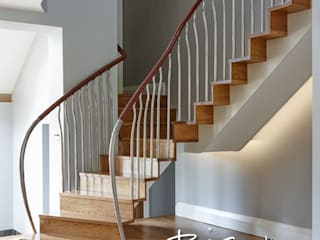 Organic & Natural Staircase Bisca Staircases