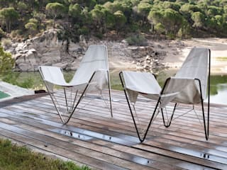 TRIMMER chair DVELAS Balconies, verandas & terraces Furniture