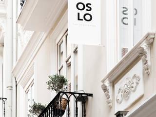 Oslo restaurant Borja Garcia Studio Gastronomía de estilo escandinavo