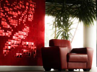 Lapèlle Design dedicates to all of you a red rose. de Lapèlle Design Moderno