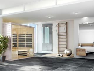 infra red sauna for your home โดย Leisurequip Limited