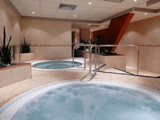 Spas for your home or commercial facility :   by Leisurequip Limited