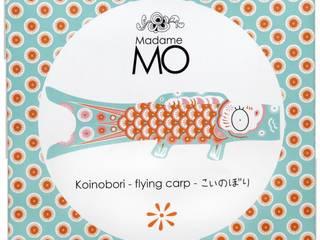 Koinobori par Madame Mo Asiatique