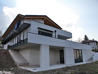 Modern Houses by luca pedrotti architetto Modern