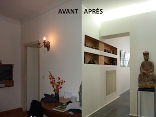 Appartement F / Rénovation / 200m2:  de style  par JD Architecture