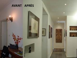 Appartement F / Rénovation / 200m2 par JD Architecture Moderne