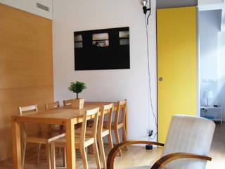 Casa Petronia: Case in stile in stile Scandinavo di Studio Felicetti - Circosta