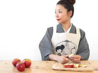 Robe tablier par Madame Mo Asiatique